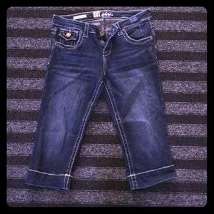 KUT Nicole Crop Petite Jeans